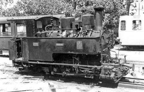 DK.S.003  ΗΑΤΜΑΜΑΞΑ 4 ΣΤΟΝ Σ.Σ.ΔΙΑΚΟΠΤΟΥ(ΦΩΤΟ A.LUFT 30/7/1959)