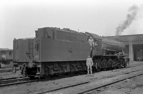 SK.S.008Η Λβ 955 ΣΤΟ ΜΘ(ΦΩΤΟ H.SCHNEEBERGER 10/6/1963)